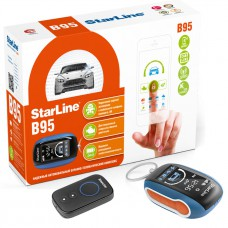 Сигнализация StarLine B95 BT 2CAN+2LIN+GSM+GPS
