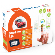 Сигнализация StarLine A96 2CAN+2LIN GSM/GPS