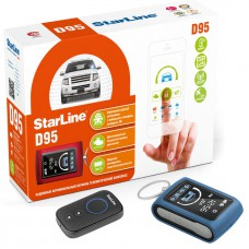 Сигнализация StarLine D95 BT CAN+LIN+GSM+GPS
